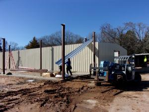 Wareshouse in Gladewater, TX